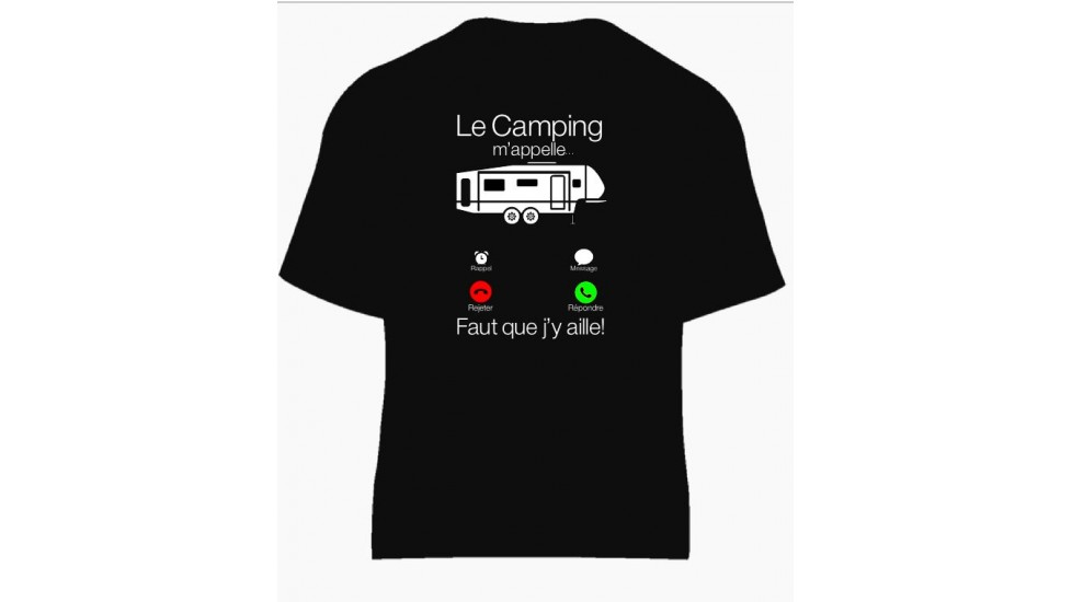 Le camping m'appelle