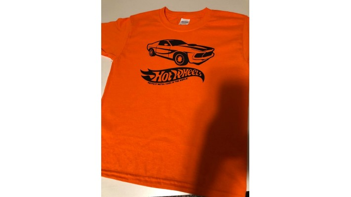 T-Shirt Hot Wheels