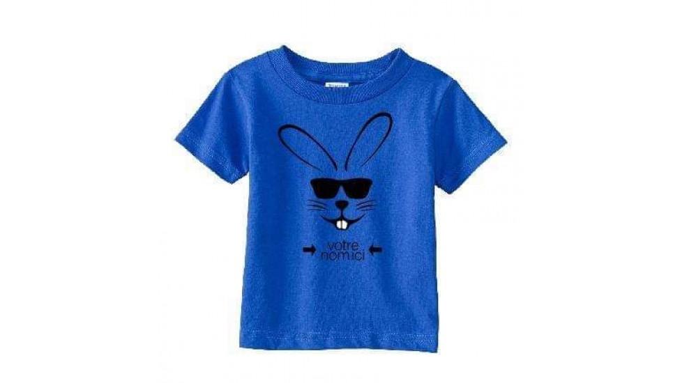 T-Shirt Lapin de Pâque