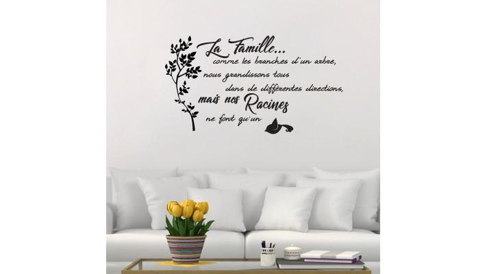Citation La famille...