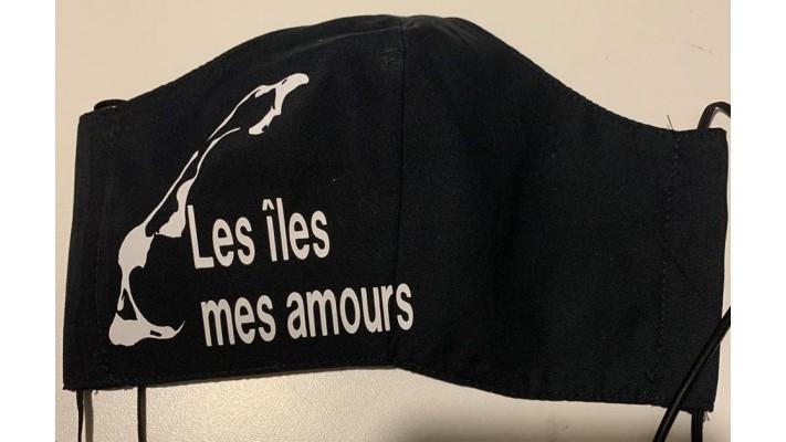 Masques  Les Iles mes amours