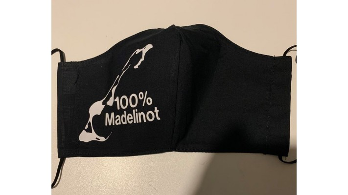 Masques  100% Madelinot