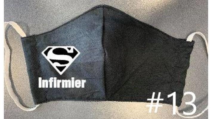 Masques  / Super Infirmier