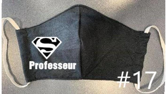 Masques  / Super Professeur