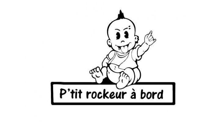 P'tit Rockeur à bord