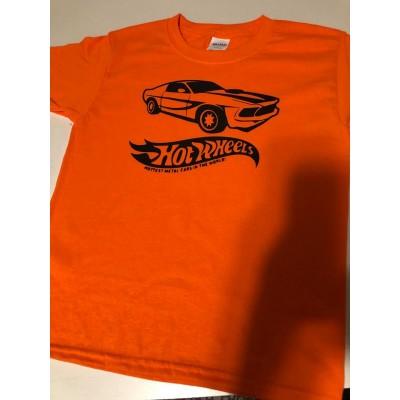 T-Shirt Hot Wheels