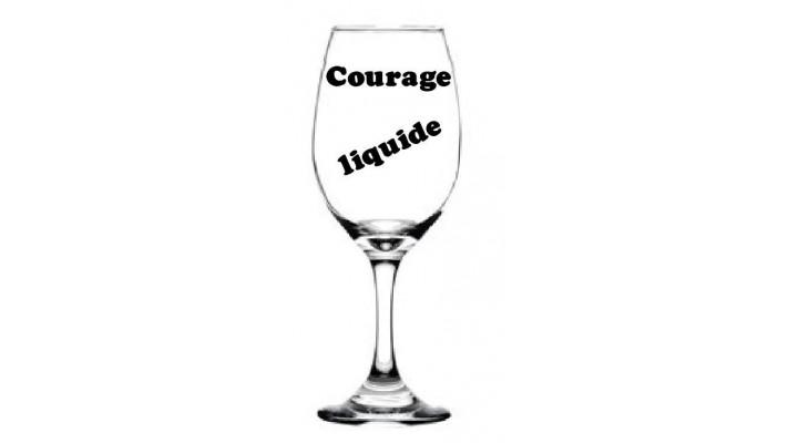 Courage Liquide